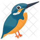 Brazilian Ruby Small Bird Sparrow Icon