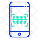 Brcode Scaning Icon