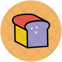 Bread Loaf Bakery Icon