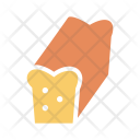 Bread Loaf Wheat Icon
