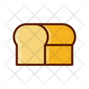 Bread Loaf Food Icon
