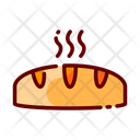 Bread Loaf Bakery Product Icon