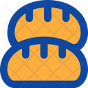 Bread Food Loaf Icon