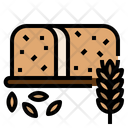 Bakery Bread Wheat Icon