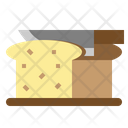 Bread Bread Slice Breakfast Icon