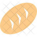 Bread Brown Bread Bakery Icon