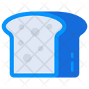 Bread Sliced Bread Breakfast Icon