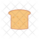 Slice Bread Bakery Icon