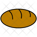 Summer Bread Food Icon
