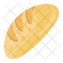 Bread Baguette Breakfast Icon