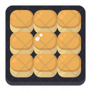 Bread Thanksgiving Autumn Icon