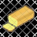 Bread Slice Breakfast Icon
