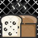 Bread Breakfast Food Icon