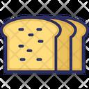 Bread Rusk Bakery Icon