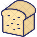 Bread Slices Baking Icon