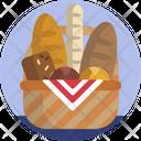 Food Bread Snack Icon