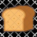 Bread Food Toast Icon