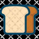 Bread Food Bakery Icon
