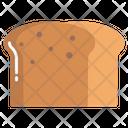 Bread Bakery Brown Bread Icon