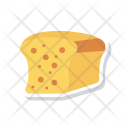 Bread Muffin Bakery Icon