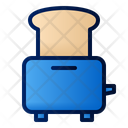 Bread Toaster Toast Icon