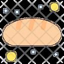 Bread Baking Bun Icon