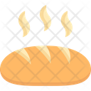 Bread Grilled Bread Hot Bread Icon