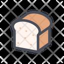 Bread Grains Loaf Icon