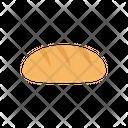 Bread Croissant Bakery Icon