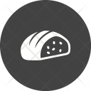Sliced Loaf Bread Icon