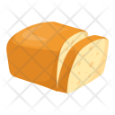 Bread Slices Bakery Icon