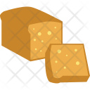 Bread Breakfast Toast Icon