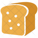 Bread Toast Food Icon