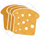 Bread Toasts Breakfast Icon