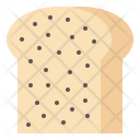 Bread Food Toast Icon