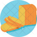 Bread Bakery Loaf Icon