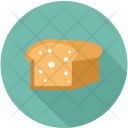 Bread Food Bakery Icon