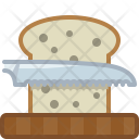 Bread Chopping Board Icon
