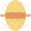 Bread Roller Dough Icon