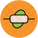 Bread Roller Rolling Icon