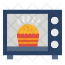 Bread Baking Icon