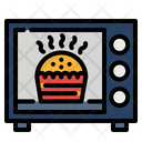 Bread Homemade Cooking Icon
