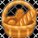 Bread Basket Bread Basket Icon