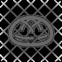 Bread Cake Icon