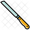 Bread Knife Tool Icon