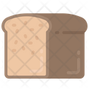 Bread Loaf Food Dinner Icon