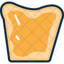 Bread Omlet Icon