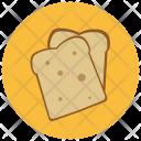 Bread slices Icon