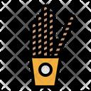 Bread Stick French Icon