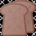 Toast Bread Eat Icon